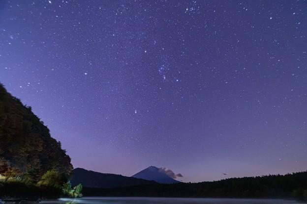 Photos: 山梨・西湖の星空 その6