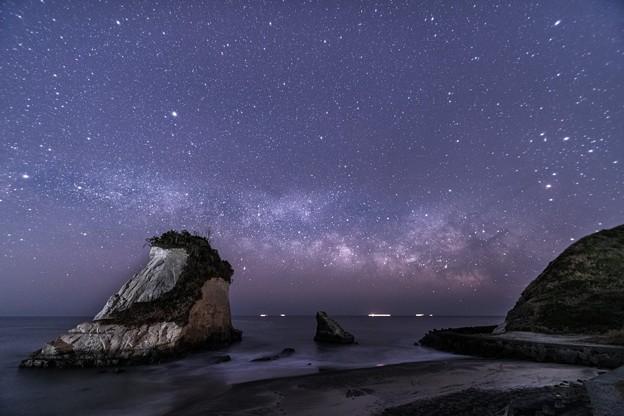 Photos: 天の川を強調~