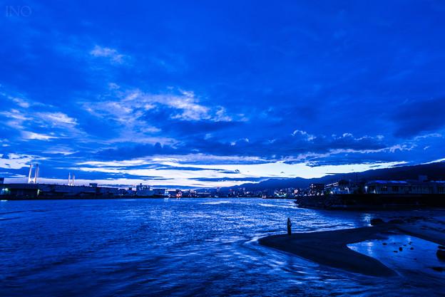 ブルーライト神戸