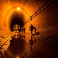 Photos: 時代のトンネル