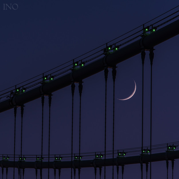 Bridge over the Moon