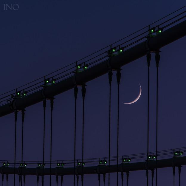 Bridge over the Moon