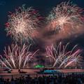 Photos: みなとこうべ海上花火大会