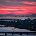 Photos: 梅田から海峡を望む