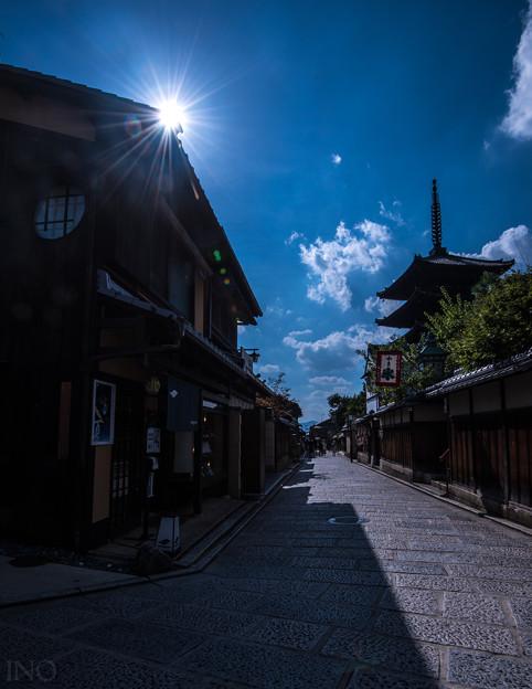 令和二年 京都の夏