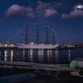 Photos: 海の貴婦人2世 神戸来航