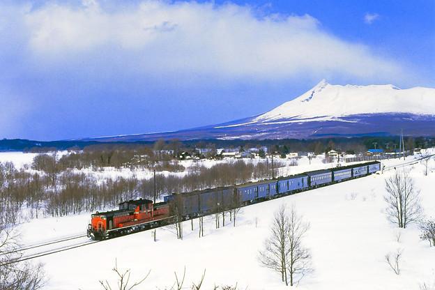 Photos: 鈍行列車で行く冬の旅・北海道 '84!
