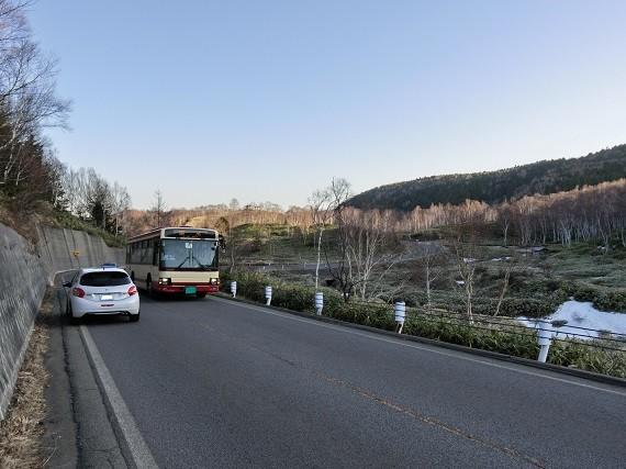 10平床バス