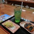 写真: 59天ぷらまんじゅうと揚げ餅