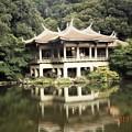 Photos: DSCN1110 (2)新宿御苑の旧御涼亭