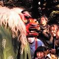 Photos: 可愛がられた獅子 DSCN3653 (2)