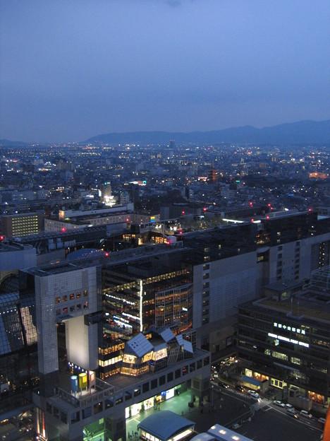 京都タワーから。その2
