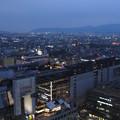 写真: 京都タワーから。その2