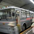 Photos: 黒部のトロリーバス。