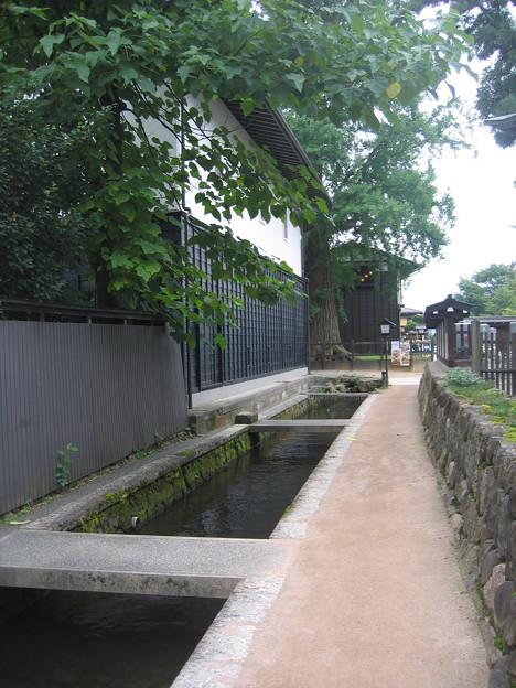 飛騨古川にて