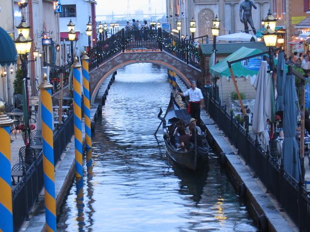 名古屋港イタリア村にて