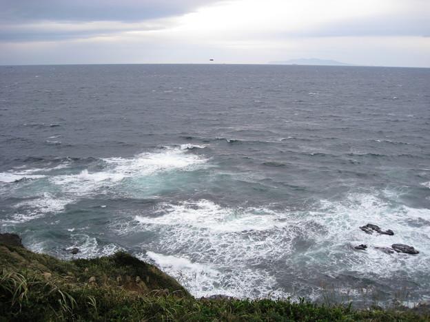 城ヶ島の海
