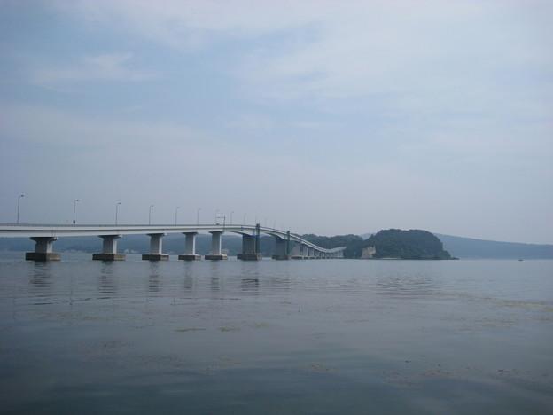 Photos: 能登島大橋