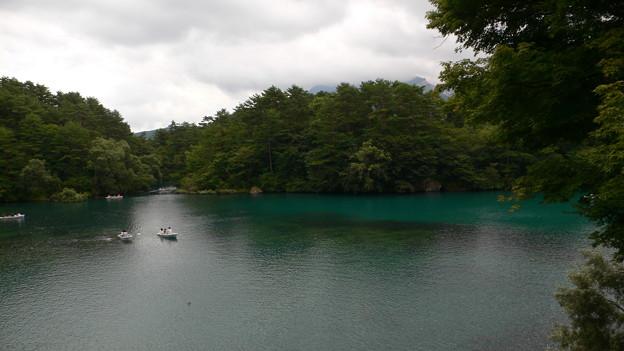 Photos: 五色沼の毘沙門沼