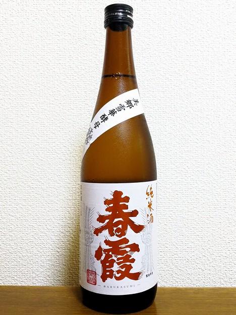 春霞 美郷雪華酵母仕込み 純米酒