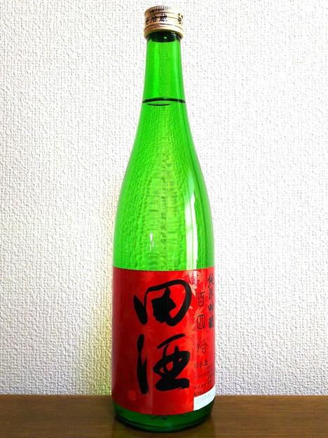 田酒 純米吟醸 百四拾 紅葉ラベル