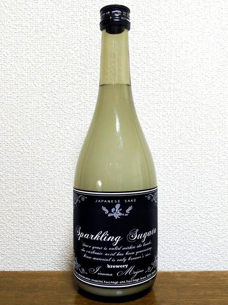 姿 純米吟醸 生酒 発泡にごり Sparkling Sugata