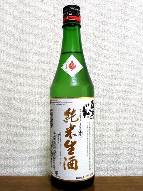 奥の松 純米生酒