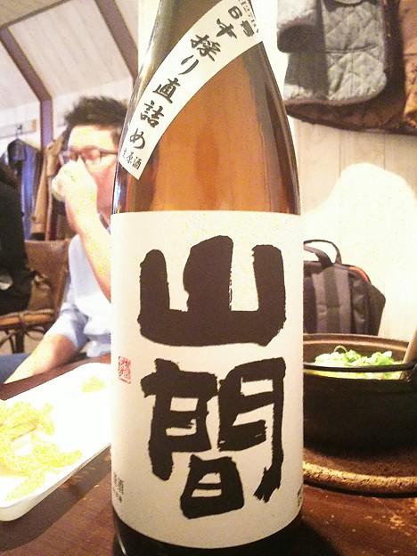 山間 6号 特別純米 中採り直詰め 無濾過生原酒