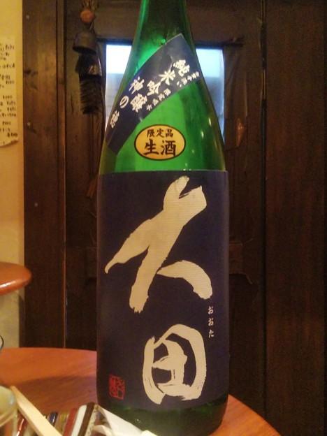 大田 純米吟醸 神の穂 生酒