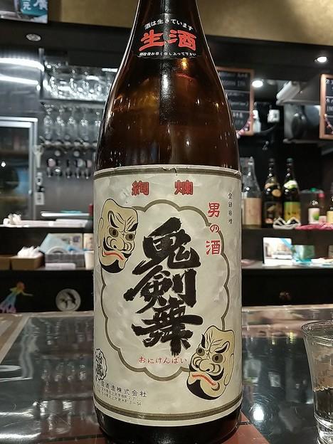 喜久盛 鬼剣舞 特別純米 生原酒