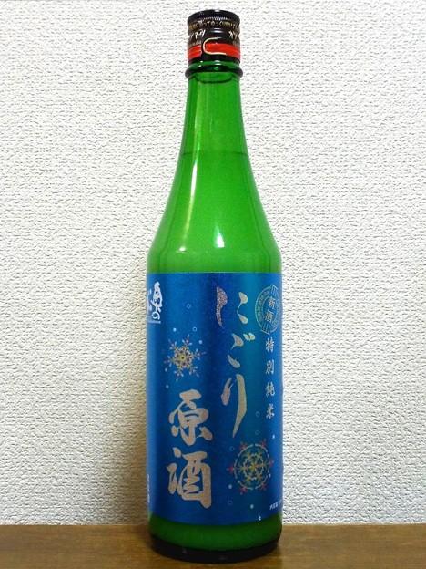奥の松 特別純米 にごり原酒