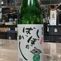 Photos: 亀泉 しぼったばっかし 生酒