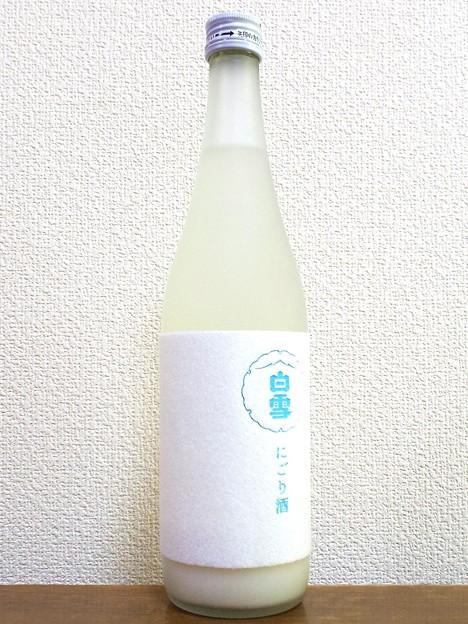 白雪 純米 にごり酒