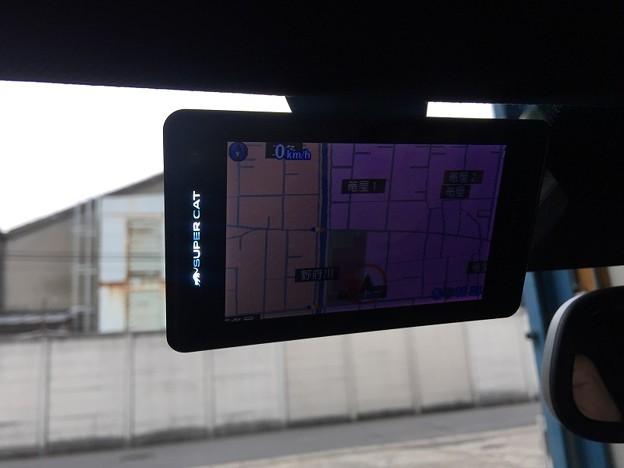 audi S4 レーダー探知機 取り付け 愛知県 一宮市 三重県