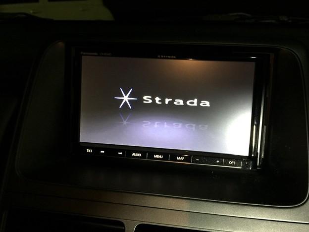 ストラーダCN-RE04D取り付け