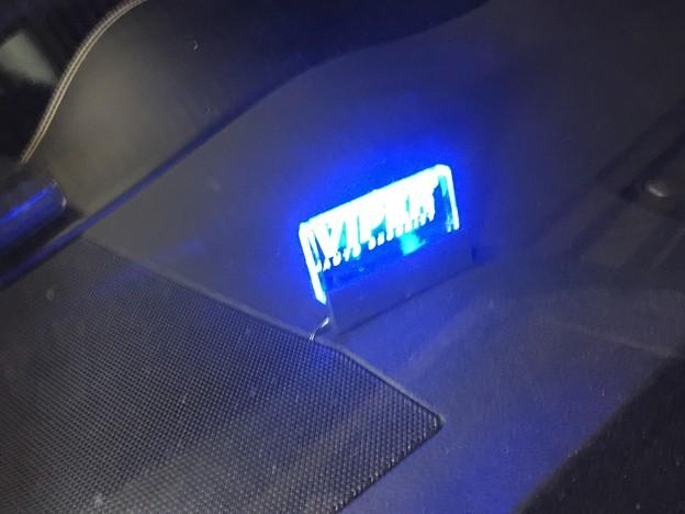60ハリアーVIPER330V取り付け