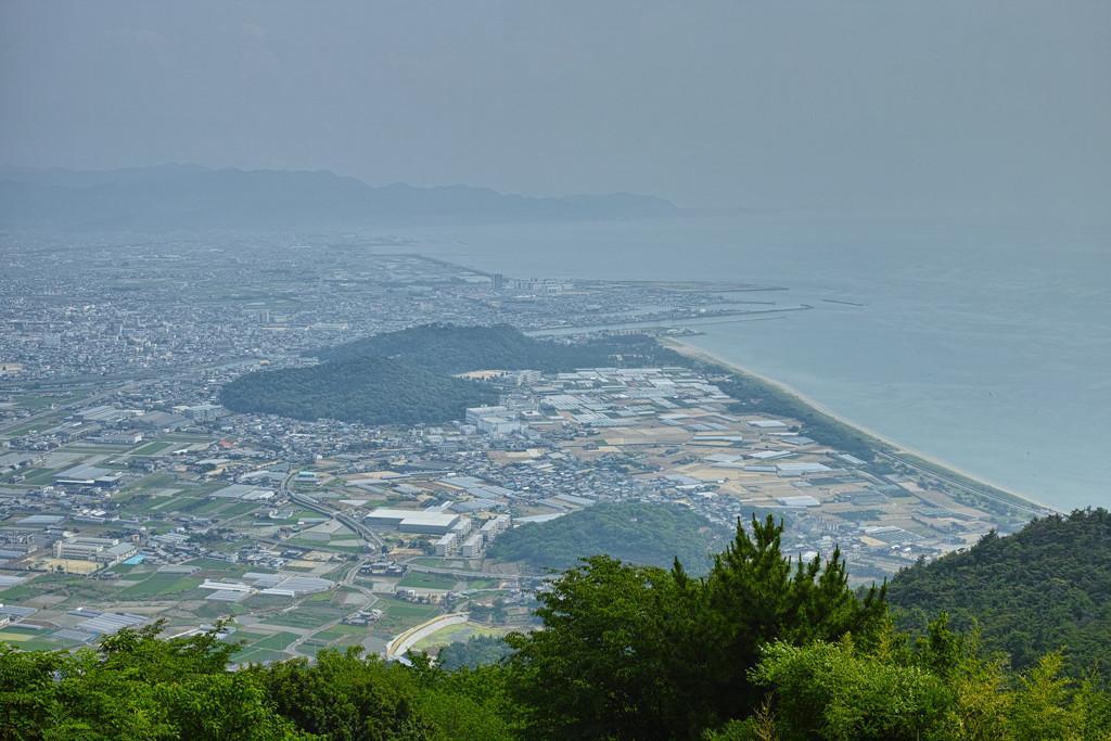天空の鳥居(高屋神社) #9