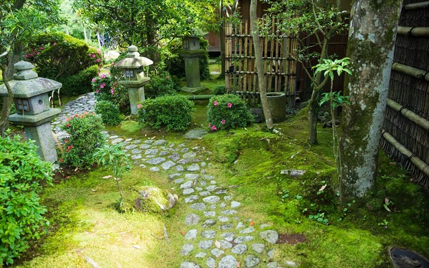 松花堂庭園39