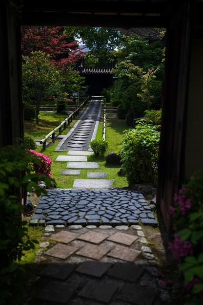 松花堂庭園37