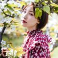 Photos: 梨の花に包まれて