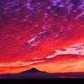 サロベツの夕景_3
