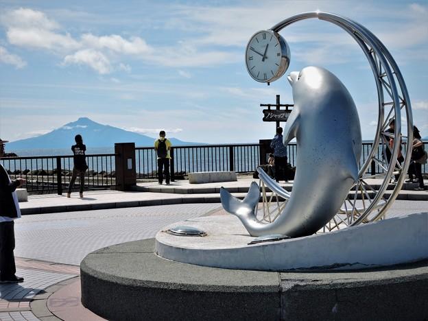 Photos: ノシャップ岬からの利尻島