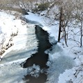 Photos: 結氷のエベコロベツ川
