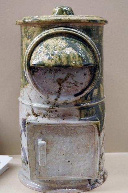 陶器のポスト