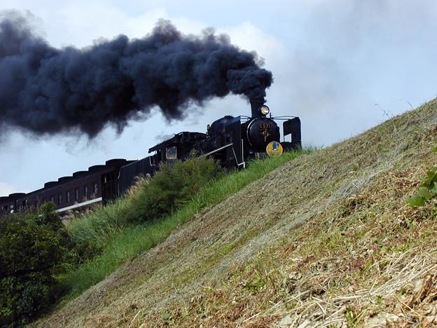機関車 #1
