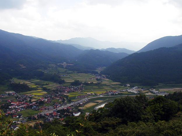 津和野城跡観光リフト #8