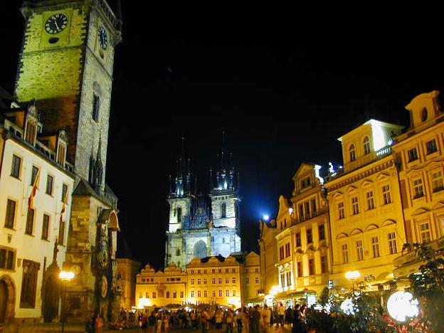 プラハ #115