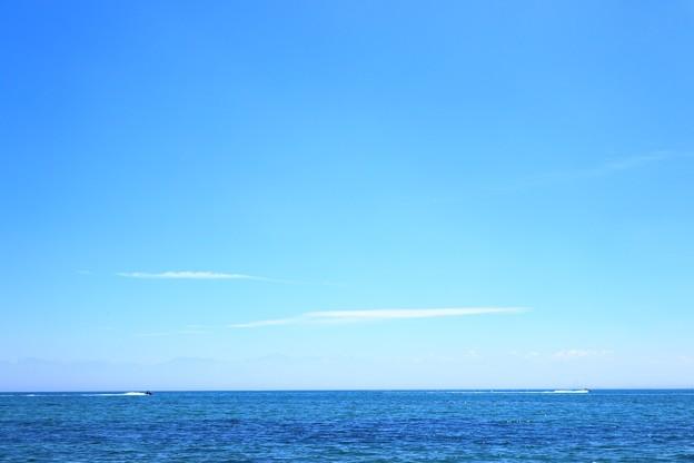 夏×立山連峰
