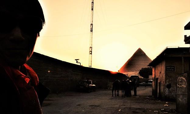 Photos: コスモポリタンロッカリアン エジプト