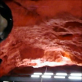 Photos: ストックホルムの洞窟のような地下鉄 赤編